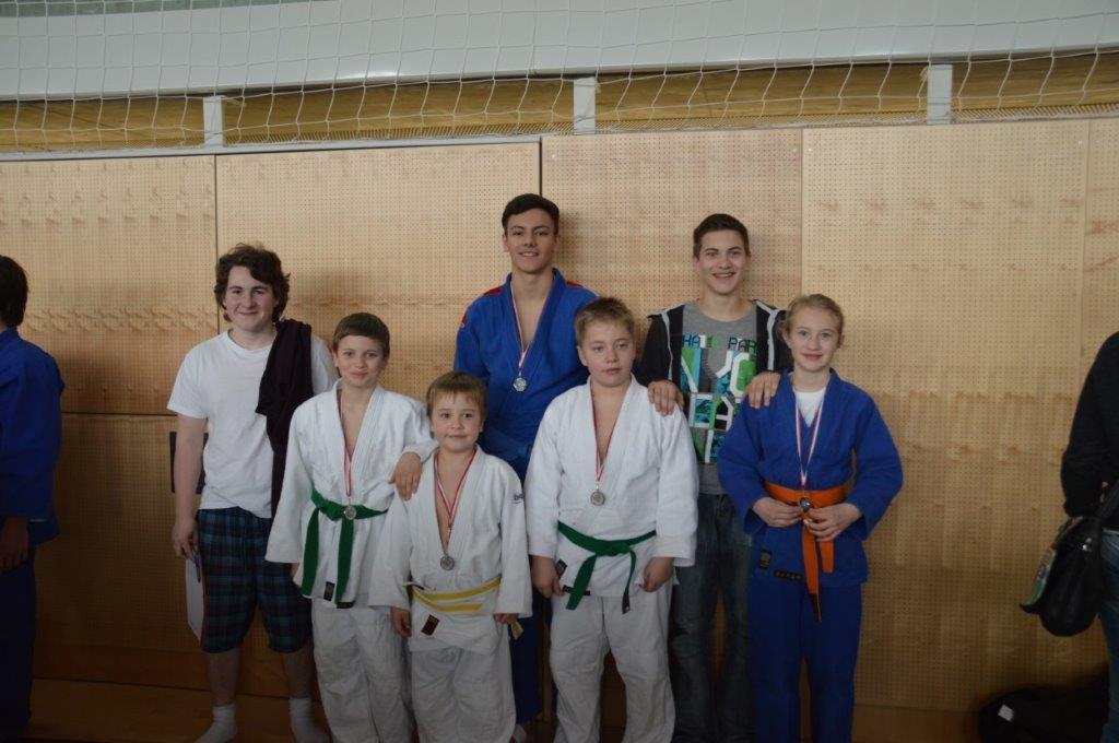 Judo - Bezirksmeisterschaft 2016